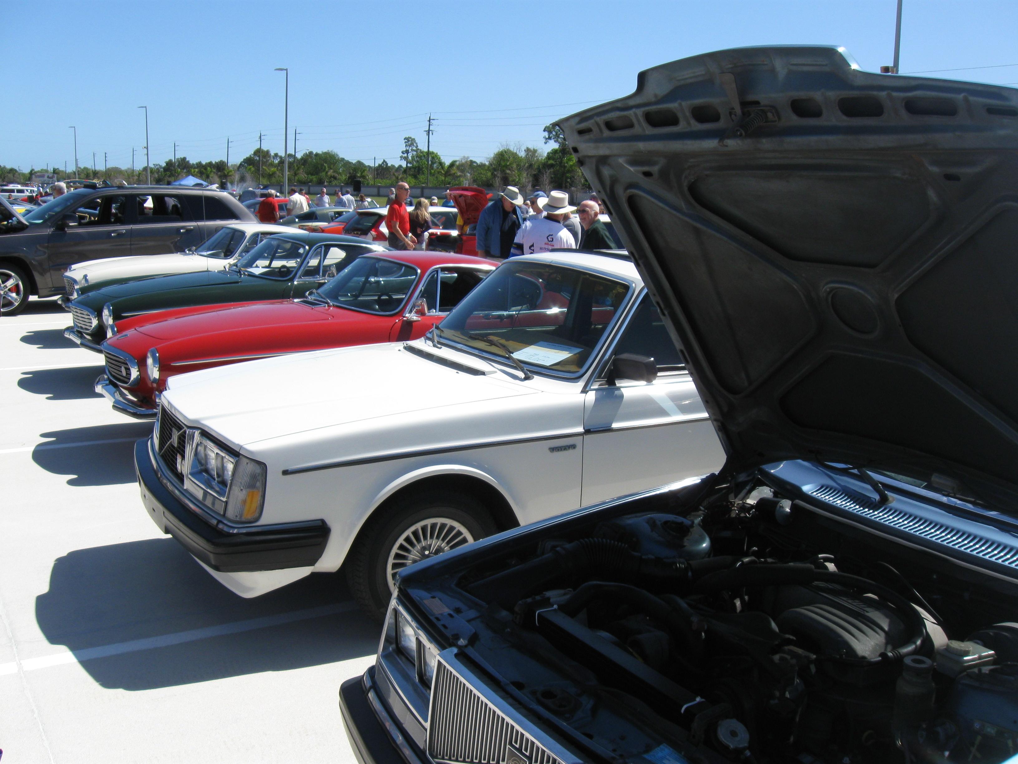 Florida Volvo Club Of American FLVCOA Blog - Naples antique car show 2018